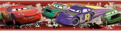 Bordura Disney Cars Lightning McQueen